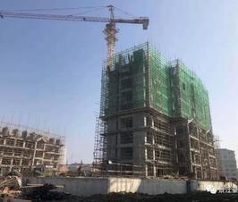 景江豪庭11月工程进度丨看的见的速度与激情